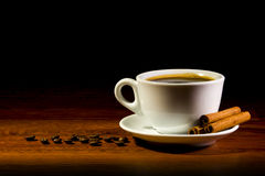 Brown-Kaffee, Hintergrundbeschaffenheit, Nahaufnahme Stockfoto