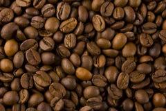 Brown-Kaffee, Hintergrundbeschaffenheit, Nahaufnahme Stockbild