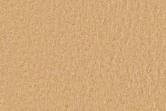 Brown kartonowa bezszwowa tekstura, gładki szorstki papierowy tło zdjęcie stock
