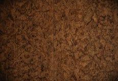 Brown kartonowy prześcieradło papieru tła tekstura zdjęcie royalty free