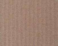 Brown kartonowy zbliżenie, makro-/ Fotografia Royalty Free