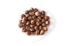 Brown-Kastanien Stockfoto