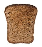 brown kawałek chleba Obrazy Royalty Free