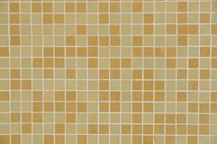 Brown khaki tile abstract background Royalty Free Stock Image