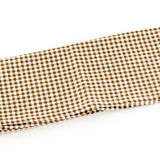 Brown kitchen towel Stock Photo