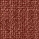 Brown knit pattern or texture Royalty Free Stock Images