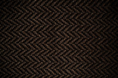 Brown knited scarf Royalty Free Stock Photography