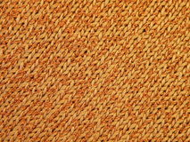 Brown knitting Stock Photos
