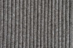 Brown knitting wool background Stock Photography