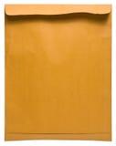 Brown Kopertowy dokument Zdjęcia Stock