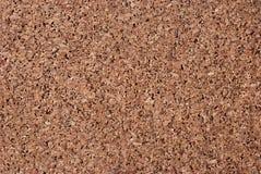 Brown korka tekstura Zdjęcie Royalty Free