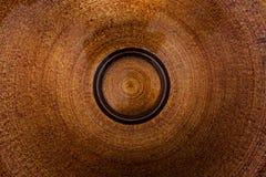 Brown-Kreise Stockbilder