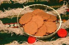 Brown-Kuchen Stockfotografie