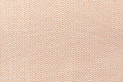 Brown lace fabric silk background texture. Royalty Free Stock Photography