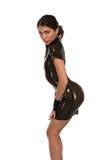 Brown latex Royalty Free Stock Image