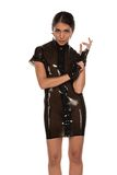 Brown latex Royalty Free Stock Photography