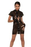 Brown latex Royalty Free Stock Images
