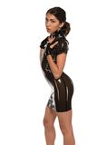 Brown latex Stock Images