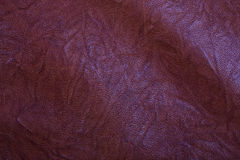 Brown Leather, A Background Stock Images