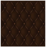 Brown leather Background. Royalty Free Stock Photography