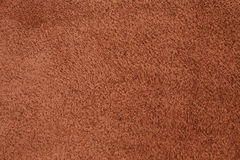 Brown leather background Royalty Free Stock Images