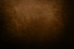 Brown leather. Background or texture royalty free stock images