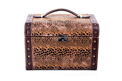 Free Brown Leather Bag Stock Image - 19718741