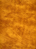 Brown leather detail Stock Images