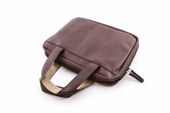 Brown Leather Handbag. Stock Photography