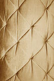 Brown leather sofa background. Royalty Free Stock Images