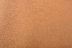 Brown Leather texture. Background pattern Stock Photography