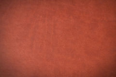 Brown leather texture. Stock Photography
