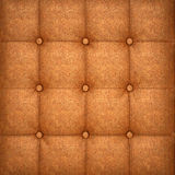 Brown leather texture Royalty Free Stock Images