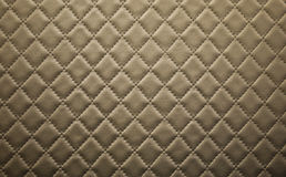 Brown leather texture. Able to use as a background Stock Photo