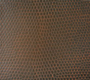 Brown leather texture. Close-up of brown leather texture Royalty Free Stock Image