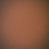 Brown leather texture. Royalty Free Stock Image