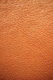 Brown Leather Texture Background Stock Image
