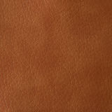 Brown leather texture. For background Royalty Free Stock Images