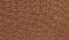 Brown leather texture or background. Abstract Brown leather texture or and background Royalty Free Stock Images
