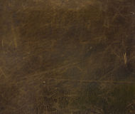 Brown leather texture background. Material Royalty Free Stock Image