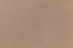 Brown leather texture background with pattern, closeup Stock Images