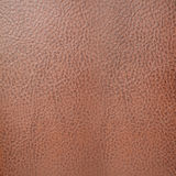 Brown leather texture. Close-up of seamless brown leather texture background Stock Photos