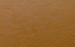 Brown leather texture Stock Photos