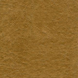 Brown leather texture closeup. Stock Photos