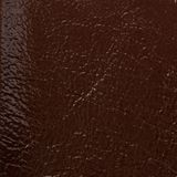 Brown leather texture. Macro shot - useful as background Stock Photos