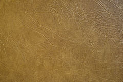Brown leather texture. May used as background Royalty Free Stock Photos