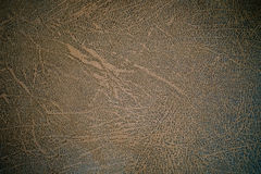 Brown leather textured Royalty Free Stock Photography