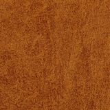Brown leatherette sample background Stock Photography
