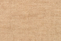 Brown linen texture background Royalty Free Stock Images