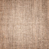 Brown linen texture Stock Photo